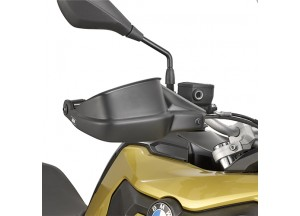 HP5129 - Givi Hand protectors in ABS BMW F 750 GS (18) / R 1200 R (15 > 18)