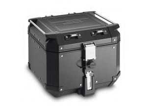 OBKN42B - Givi Trekker Outback Black Line aluminium top-case 42ltr