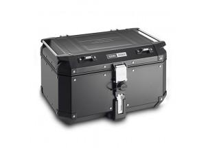 OBKN58B - Givi Trekker Outback Black Line aluminium top-case 58ltr