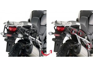 PLR3105 - Givi Side case holder MONOKEY Suzuki DL 1000 V-Strom (14 > 16)