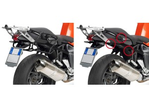 PLXR691 - Givi Side Case Holder  V35 MONOKEY SIDE BMW K 1200/1300 R