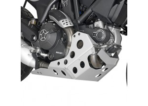 RP7407 - Givi Oil carter protector in Aluminium Ducati Scrambler 800 (15 > 16)