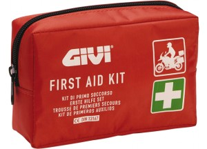 S301 - Givi Portable first aid kit