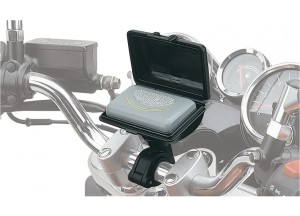 S601 - Givi Holder designed with motorway toll paying devices