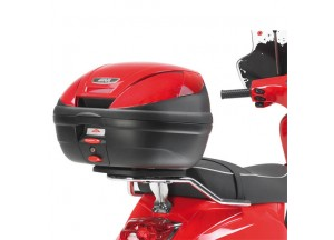SR105 - Givi Rear rack for MONOLOCK Piaggio Vespa LX (05>14) / S (07>14)