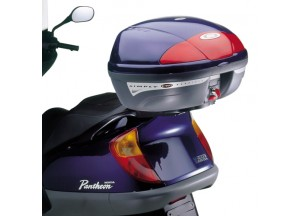 SR140 - Givi Rear Rack MONOLOCK/MONOKEY Honda Pantheon / Foresight
