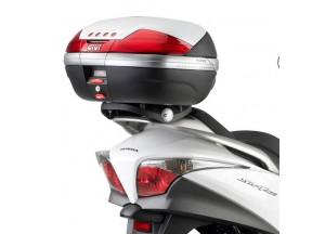 SR19 - Givi Rear Rack MONOKEY Honda Silver Wing 400