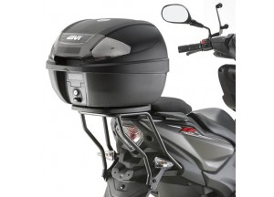 SR2113 - Givi Rear Rack MONOLOCK MBK Nitro   Yamaha Aerox R 50