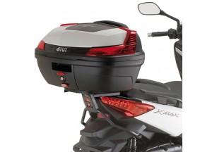 SR2117M - Givi Rear Rack MONOLOCK MBK Evolys/Skyliner | Yamaha X-MAX