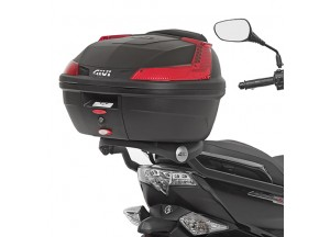 SR2121 - Givi Rear Rack MONOLOCK MBK Skylinner | Yamaha Majesty