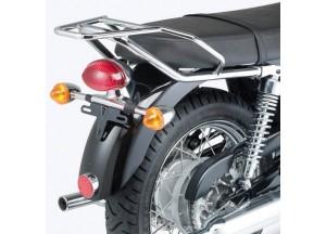 SR226 - Givi rear chromed rack for MONOLOCK or MONOKEY Triumph Bonneville 865