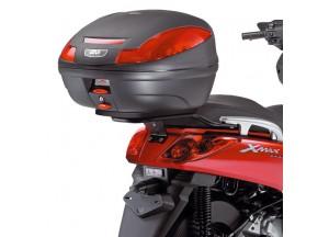 SR355M - GiviRear rack for MONOLOCK MBK Skycruiser 125 | Yamaha X-MAX 125-250