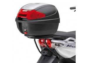 SR366 - GiviRear rack for MONOLOCK MBK Ovetto 50 | Yamaha Neo's 50