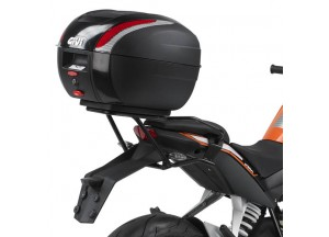 SR7701 - Givi Rear Rack for MONOLOCK KTM Duke 125-200-390 (11>16)