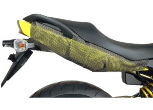 T25 - Givi Anti-slip net to protect the paintwork from the saddlebags