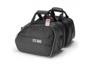T443C - Givi Pair of inner soft bags for V35 V 37 cases