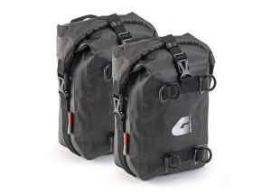 T513 - Givi Pair of universal waterproof engine-guard bags 5 ltr