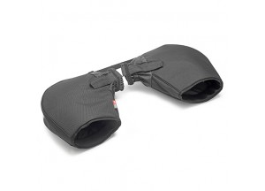 TM421 - Givi Universal motorcycle muffs with hand-guards