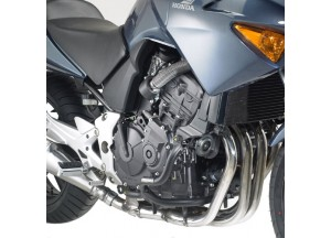 TN369 - Givi Specific tubular engine guard Honda CBF 600S/ CBF 600N (04>07)
