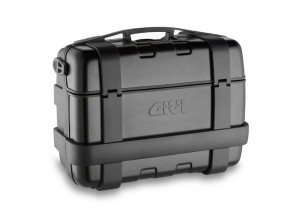 TRK33B - Givi Side hardbag Monokey Trekker Black Line 33lt