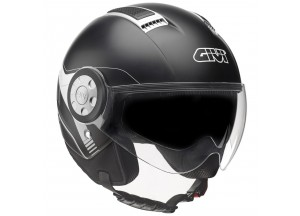 Helmet Jet Givi 11.1 Air Matt Black