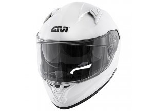 Helmet Full-Face Givi 50.6 Stoccarda Solid Color White