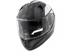 Helmet Full-Face Givi 50.6 Stoccarda Perseus Black Silver