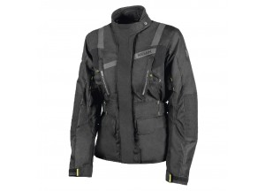 Jacket Hevik 2 Layers Stelvio Lady Black