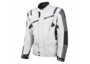Jacket Hevik 2 Layers Stelvio Ice-Grey