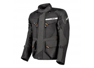 Jacket Hevik 3 Layers Titanium R Black