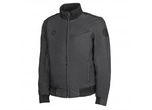Jacket Hevik B-17 Black Grey