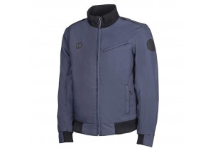 Jacket Hevik B-17 Black Blue Navy