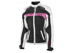 Jacket Hevik Scirocco Lady Black Grey Pink