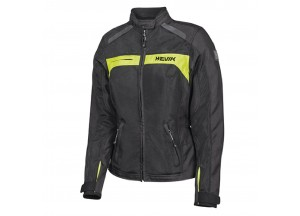 Jacket Hevik Scirocco Lady Black Fluo-Yellow