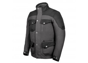 Jacket Hevik Portland Evo Black Grey
