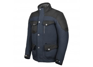 Jacket Hevik Portland Evo Black Blue
