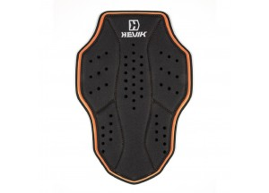 Full-Back Protector Hevik Armor Black Orange