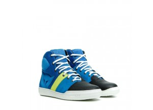 Boots Dainese YORK AIR Blue Fluo-Yellow