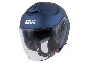 Helmet Jet Givi X.22 PLANET SOLID COLOR Matt Blue