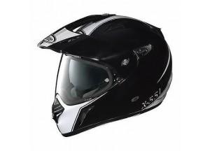 Helmet Full-Face X-Lite X-551 Hyper 5 Black White