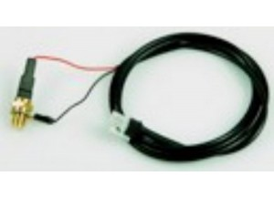 P001 - GPT Spark plug lead cable with clip, with rpm signal from spark plug