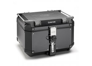 KVE48BN - Kappa MONOKEY® top-case K-VENTURE capacity 48 ltr in 1.5mm black