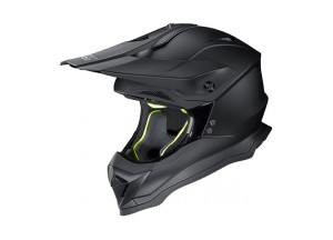 Helmet Full-Face Off-Road Nolan N53 Smart 10 Flat Black