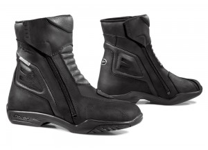 Leather Boots Forma Touring Waterproof Latino Black