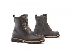 Shoes Moto Forma Urban Leather Waterproof Legacy Brown