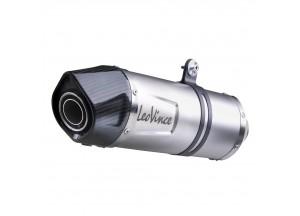 14124E - Exhaust Muffler LeoVince LV ONE EVO S. Steel Yamaha YZF-R25/R3