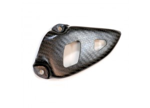 10009 - Front sprocket cover Leovince Carbon Fiber Honda CRE 250 F CRE 250 F
