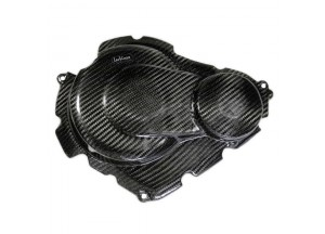 12014 - Clutch + pick up cover Leovince Carbon Fiber Suzuki GSX-R 600 750