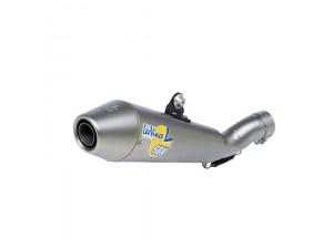 7906 - Muffler Exhaust Leovince SBK GP Style EVO II Suzuki GSX-R 600 750