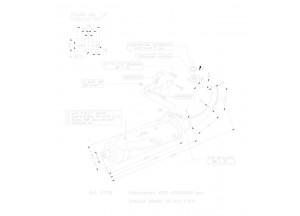 0716 - Muffler Leovince Sito 2-STROKE Yamaha AEROX 50 KAT